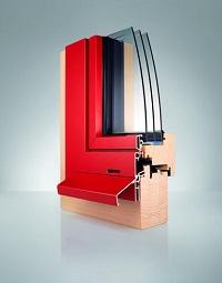 Holz-Alu Fenster
